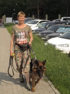 Дрессировка собаки, кинологический центр