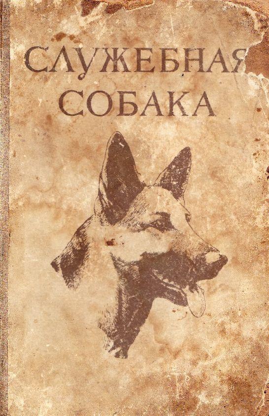 крушинский служебная собака